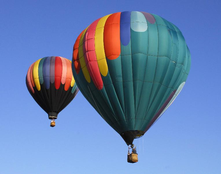 Hot Air Balloons - Medford, Oregon